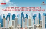Talkshow: Đảm bảo chất lượng xây dựng nhà ở và phòng ngừa hư hỏng công trình lân cận