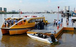 TP.HCM: Từ ngày 16-10, tuyến buýt sông số 1 hoạt động trở lại