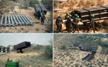 Israel và Hamas đang dùng vũ khí gì để tấn công, đánh chặn nhau?
