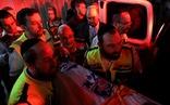 Sập khán đài giáo đường ở Israel: 2 người chết, hơn 100 người bị thương