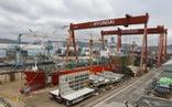 Hàn Quốc đứng ở vị trí số 1 toàn cầu về số đơn đặt hàng đóng tàu mới
