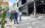 Vụ cháy phòng trà làm 6 người tử vong: Có thể do chập điện