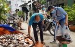 Một hộ dân bán rẻ cả hầm cá tra hơn 3 tấn cho 'gian hàng 0 đồng' ở Châu Đốc
