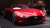 Mazda giới thiệu xe concept sử dụng động cơ quay chạy cực êm