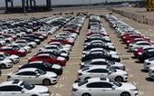 Mỗi ngày trung bình 422 chiếc ôtô ngoại nhập về Việt Nam