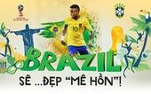 Samba Brazil sẽ …đẹp 'mê hồn'!