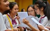 Đáp án môn toán kỳ thi THPT quốc gia 2018