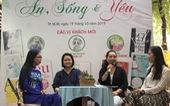Ba cây bút nữ Võ Diệu Thanh, Ann Lee và Pha Lê: Vui để yêu và Yêu để vui
