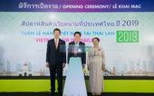 Tuần lễ hàng Việt Nam tại Thái Lan 2019 : 7 biên bản hợp tác được ký kết