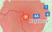 Động đất mạnh tại Lào và Thái Lan, rung chấn lan tới Hà Nội