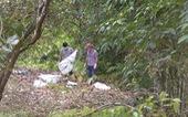 'Hái rau phát hiện nửa thi thể': nạn nhân tên Nguyễn Văn Thiên, 32 tuổi