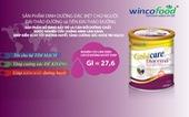 Goldcare Diacerna – Chăm sóc sức khỏe của người đái tháo đường
