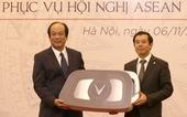 Các hội nghị Asean 2020 sẽ sử dụng xe VinFast