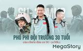 Phó phi đội trưởng 30 tuổi của chiến đấu cơ Su-30MK2