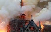 180 tấn chì của nhà thờ Đức Bà Paris sau hỏa hoạn đã bay đi đâu?