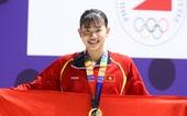 Ánh Viên được ban tổ chức SEA Games 2019 trao giải thưởng đặc biệt
