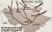 Tương quan lực lượng thời điểm quân bành trướng Trung Quốc tấn công Việt Nam