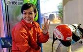Nữ nhân viên giao hàng: 'Không dám mạo hiểm vì điểm thưởng'