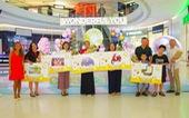 Crescent Mall tặng quà khách hàng nhân dịp sinh nhật lần thứ 7