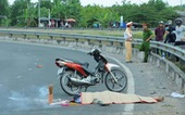 Bị truy đuổi, thiếu niên 16 tuổi tông vào dải phân cách thiệt mạng
