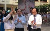 Bộ GD-ĐT phát động 'Trường học hạnh phúc'