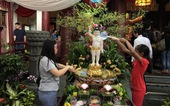 Phật tử nhiều nước thành kính tưởng niệm ngày Phật Đản