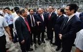 Vinfast chính thức vận hành nhà máy sản xuất ôtô