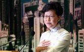 Con đường trắc trở của lãnh đạo Hong Kong Lâm Trịnh Nguyệt Nga