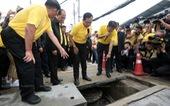 Thái Lan xây dựng 'ngân hàng nước' ở Bangkok để chống ngập lụt