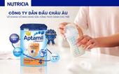 Aptamil chính thức gia nhập thị trường sữa Việt Nam