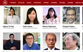Thêm 2 nhà khoa học Việt lọt vào danh sách 100 nhà khoa học hàng đầu châu Á
