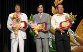 Minh Vương, Thanh Tuấn, Giang Châu sẽ được truy tặng, phong tặng NSND