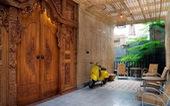 Ngôi nhà gạch xếp truyền thống mà phá cách ở Indonesia
