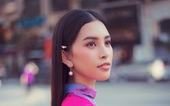 Hoa hậu Tiểu Vy khoe sắc cùng bộ sưu tập áo dài 'Sài Gòn ơi!'