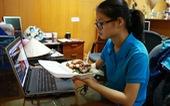 Ăn tại bàn làm việc đối mặt nguy cơ suy dinh dưỡng
