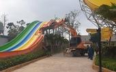 Vì sao công viên nước lớn nhất Hà Nội xây hoành tráng xong bị đập bỏ?