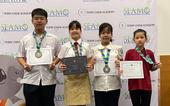 Việt Nam giành 1 HCV kỳ thi Olympic toán học quốc tế SEAMO