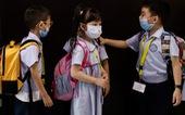 Trường bắt học sinh đeo khẩu trang khi ngủ, có đúng hướng dẫn phòng COVID-19?