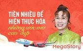 CEO Vietjet Nguyễn Thị Phương Thảo: Tiền nhiều để hiện thực hóa những ước mơ cao đẹp