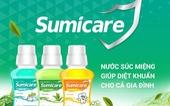 Sumicare - Nước súc miệng giúp diệt khuẩn cho cả gia đình