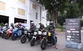 Phát động phong trào đua xe chuyên nghiệp Việt Nam
