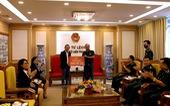 CityLand tặng 4.000 chiếc võng đồng hành cùng Bộ đội biên phòng bảo vệ biên giới