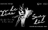 Nghệ sĩ Trí Minh, Ngô Trà My 'song đôi' biểu diễn vì miền Trung