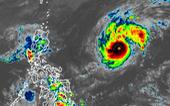 Siêu bão 'hủy diệt' trên đường đổ bộ vào Philippines