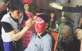 Vinh danh NSND Đinh Bằng Phi -  người thầy của nhiều thế hệ nghệ sĩ hát bội