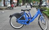 Thí điểm xe đạp công cộng Mobike  ở trung tâm TP.HCM giá 10.000 đồng/giờ