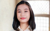 Nữ sinh Philippines đến ĐH Duy Tân học marketing