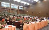 Bộ Công an điều động, bổ nhiệm một loạt lãnh đạo đơn vị Công an TP.HCM