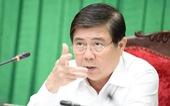Chủ tịch Nguyễn Thành Phong: Xin ý kiến, quá 15 ngày không trả lời coi như đồng ý