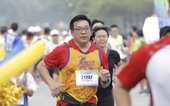Giảm 17kg nhờ chạy bộ